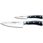 Wusthof Classic Ikon 2 Piece Prep Knife Set