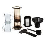 Aerobie AeroPress Coffee Maker with 2 Glass Mugs