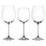 Nachtmann Vivendi Bordeaux, White and Champagne 12 Piece Wine Glass Set