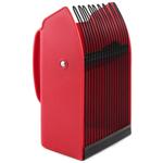 Jonas Wire Comb Adult Berry Picker Rake Red