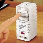 Ge Foreign Voltage Travel Adaptor Power Converter