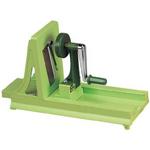 Benriner Fancy Turning Spiral Vegetable Slicer Green