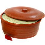 Norpro Brown Tortilla/Pancake Keeper