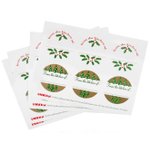 Holiday Canning Label, Set of 24
