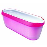 Tovolo Glide-a-Scoop Raspberry Tart Ice Cream Tub