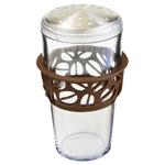 Keurig by Capital Brands Brown 8 Ounce Cocoa Powder Shaker -Keurig Brewed tm