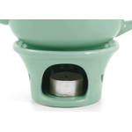 Metropolitan Tea Seafoam Green Ceramic Teapot Warmer