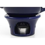 Metropolitan Tea Royal Blue Ceramic Teapot Warmer