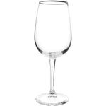 Bormioli Rocco Riserva Crystal Glass Bordeaux Wine Glass, Set of 6
