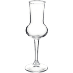 Bormioli Rocco Riserva Crystal Glass Grappa Drinking Glass, Set of 6