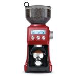 Breville Smart Grinder Pro Cranberry Red Die-Cast Metal Conical Burr Coffee Grinder