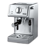 Delonghi Stainless Steel 15 Bar Pump Combination Espresso and Cappuccino Machine