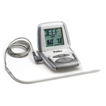 Polder Silver In-Oven Thermometer