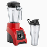 Vitamix S50 Red 40 Ounce Blender with 20 Ounce Travel Cup