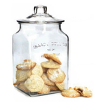 Anchor Hocking IJ Collins Glass 1.5 Gallon Jar with Lid