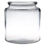 Anchor Hocking Montana 3 Quart Round Glass Jar