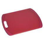 Farberware Nonslip Red 11 x 14 Inch Cutting Board