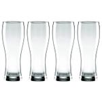 Lenox Tuscany Classics 22 Ounce Wheat Beer Glass, Set of 4