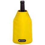 Le Creuset Shiny Yellow Wine Bottle Cooler Sleeve