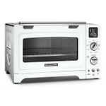 KitchenAid White Digital Convection Oven