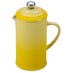 Le Creuset Soleil Stoneware 12 Ounce Petite French Press