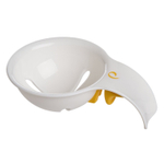 Progressive Prepworks White and Yellow Egg Separator