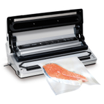 CASO Germany VC200 Silver Vacuum Food Sealer