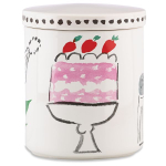 kate spade new york kitchen Pretty Pantry Large 2.5 Quart Canister