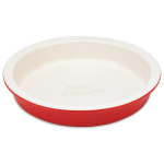 kate spade new york kitchen Sweet Nothings Red 9 Inch Round Pie Dish