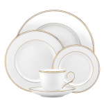 Lenox Federal Gold 5 Piece Dinnerware Place Setting