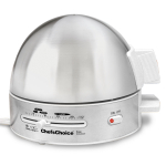Chef's Choice White M810 Electric Gourmet Egg Cooker