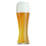 Spiegelau Beer Classics Non-Leaded Crystal Wheat Glass, Set of 6