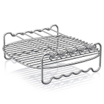 Phillips Avance XL Non-Stick Double Layer Rack Insert with Skewers