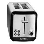 Krups Savoy Stainless Steel 2-Slice Toaster