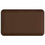 Wellness PetMats Brown Bark Medium 34 x 20 Inch Squared Pet Mat
