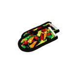 Lodge Multi-Color Chili Pepper Hot Handle Holder, Set of 2