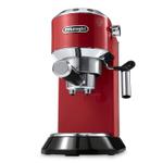 DeLonghi Dedica Red Pump Espresso and Cappuccino Maker