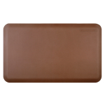 WellnessMats Brown Standard Anti-Fatigue Mat, 3 x 2 Foot