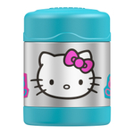 Thermos Funtainer Hello Kitty TV Show Stainless Steel Vacuum Insulated 10 Ounce Food Jar