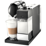DeLonghi Lattissima Nespresso White Capsule Espresso and Cappuccino Machine