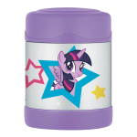Thermos Funtainer My Little Pony TV Show Stainless Steel Vacuum Insulated 10 Ounce Food Jar