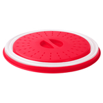 Tovolo Red Silicone Collapsible Microwave Food Cover
