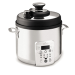 All-Clad Stainless Steel 12 Cup Electric Pressure Cooker