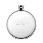 kate spade new york Silver Street 4 Ounce Happy Hour Flask