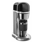 KitchenAid Contour Silver Personal Coffee Maker