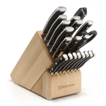 Wusthof Classic Ikon 22 Piece Mega Knife Block Set