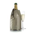 VacuVin Platinum Champagne Active Cooler