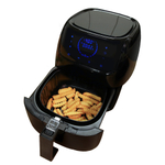 CASO AF200 Black 3.2 Quart Air Fryer