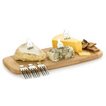 RSVP Endurance Stainless Steel Cheese Marker, Set of 6