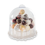 Nordic Ware 25 Cake Pop Stand with Dome Lid